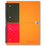 Oxford ActiveBook Cahier A4+ 160 pages 230 x 297 mm ligné 6 mm