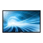 1366 x 768 pixels - 330 nits - 8 ms - HDMI - Noir