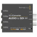 Mini convertisseur SDI vers Audio 4K