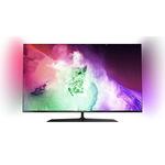 """Téléviseur LED 4K 3D 55"""" (140 cm) 16/9 - 3840 x 2160 pixels - TNT, Câble et Satellite HD - Wi-Fi - DLNA - Android - 600 Hz - 4 paires de lunettes 3D passive"""