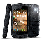 """Téléphone 3G+ Dual SIM waterproof certifié IP68 avec écran tactile 4"""" sous Android 4.3"""