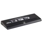 Réplicateur de ports pour ordinateur portable (Dual DVI / Dual DisplayPort / Ethernet / 4x USB 3.0 / Jack) sur port USB 3.0