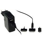 Chargeur secteur universel pour tablette - 2 ports USB