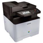 Imprimante Multifonction laser couleur 4-en-1 (USB 2.0 / Ethernet / Wi-Fi / NFC)