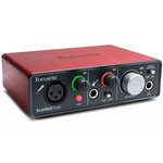 Interface audio USB 2.0 2 x 2