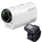 Caméscope Action Cam Mini Full HD avec Wi-Fi NFC et GPS + Télécommande Live-View