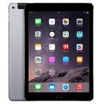 "Tablette Internet 4G-LTE - Apple A8X 1.4 GHz 1 Go SSD 16 Go 9.7"" LED tactile Wi-Fi N/Bluetooth Webcam iOS 8"