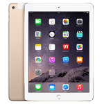 "Tablette Internet 4G-LTE - Apple A8X 1.4 GHz 1 Go SSD 16 Go 9.7"" LED tactile Wi-Fi N/Bluetooth Webcam iOS 8"