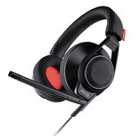 Casque-micro Dolby Surround 7.1 pour gamer (Jack/USB)