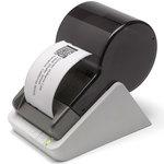 Imprimante thermique d'étiquettes code-barre, texte et  graphique (USB et série RS323C)