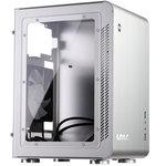 Boîtier Mini-ITX aluminium avec fenêtre (sans alimentation)