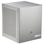 Boîtier Mini-ITX aluminium (sans alimentation)
