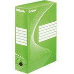 Esselte Vivida boite à archives dos 10 cm Vert