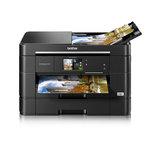 Imprimante Multifonction jet d'encre couleur 4-en-1 (USB 2.0 / Ethernet / Wi-Fi)