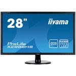 1920 x 1080 pixels - 5 ms - Format large 16/9 - Dalle MVA - DisplayPort - HDMI - MHL (garantie constructeur 3 ans)