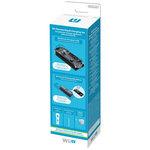 Ensemble de recharge rapide pour télécommande Wii (compatible Wii et Wii U)