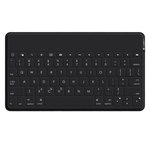 Clavier ultra-portable étanche Bluetooth (pour iPad, iPhone, Apple TV) (AZERTY français)