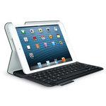 Étui-clavier Bluetooth (pour iPad Mini) (AZERTY français)