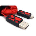 Câble USB A mâle / micro USB B mâle - 80cm