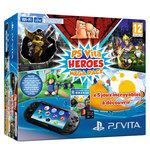 Console de jeux-vidéo portable + 5 jeux