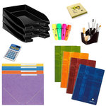 Bundle complet de fournitures de bureau