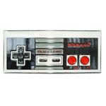 Boucle de ceinture en métal en forme de NES