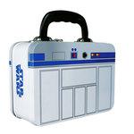 Star Wars - Boite à repas en métal (R2-D2)