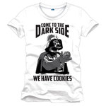 Star Wars - T-Shirt en coton taille L (Come to the Dark Side...)