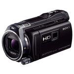 Caméscope Full HD avec mémoire flash, micro HDMI et projecteur intégré