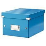 Leitz Click & Store boite de rangement petit format 7.4 litres Bleu