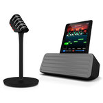 "Enceinte Bluetooth avec micro sans fil ""The Voice"""