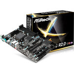 Carte mère ATX Socket AM3/AM3+ - AMD 770 - SATA 6Gb/s - USB 3.0 - 1x PCI Express 2.0 16x