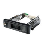 """Rack combo pour un HDD 3.5"""" Serial ATA dans baie 5.25"""""""