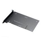 """Kit de montage pour disque dur 2 x 2""""1/2 (SSD ou HDD) pour slot PCIe/PCI libre"""