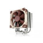 Ventilateur de processeur (pour Socket Intel LGA2011-0 & LGA2011-3, LGA1156, LGA1155, LGA1150 & AMD AM2, AM2+, AM3, AM3+, FM1, FM2, FM2+)