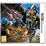 Monster Hunter 4 Ultimate (Nintendo 3DS/2DS)