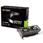 2048 Mo DVI/HDMI/Tri-DisplayPort - PCI Express (NVIDIA GeForce avec CUDA GTX 960)