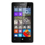 "Smartphone 3G+ - Snapdragon 200 Dual-Core 1.2 GHz - RAM 1 Go - Ecran tactile 4"" 480 x 800 - 8 Go - Bluetooth 4.0 - 1560 mAh - Windows Phone 8.1"