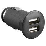 Chargeur allume-cigare USB universel et compact (compatible tablette, smartphone...)