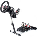 Support pliable, réglable et transportable en métal pour volant Logitech G25 / G27 / G27S / G29 / G920