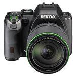 """Réflex Numérique 20 MP - Ecran LCD 3"""" - Vidéo Full HD - Wi-Fi et NFC + Objectif DA 18-50mm f/4-5,6 DC WR RE"""
