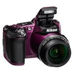 Appareil photo 16 MP - Zoom grand-angle 38x - Vidéo Full HD - Wi-Fi et NFC