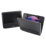 """Lecteur DVD 7"""" tactile Portable avec port USB"""