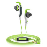 Écouteurs intra-auriculaires pour sportifs