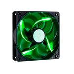 Ventilateur de boîtier 120 mm LED vert