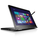 "Intel Core i3-5005U 4 Go SSHD 500 Go 12.5"" LED Full HD Tactile Wi-Fi AC/Bluetooth Webcam Windows 8.1 Pro 64 bits"
