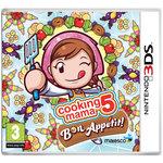 Cooking Mama 5 : Bon appétit ! (Nintendo 3DS/2DS)