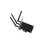 Adaptateur PCIe Wi-Fi double bande AC1750 (N450 + AC1300)
