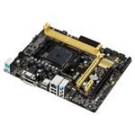 Carte mère Micro ATX Socket FM2+ AMD A58 (Bolton D2) - SATA 3Gb/s - USB 2.0 - 1x PCI Express 3.0 16x