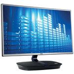 1920 x 1080 pixels - 5 ms - Format large 16/9 - Dalle IPS - HDMI - Haut-parleurs ONKYO - MHL - Miracast - Noir/Argent